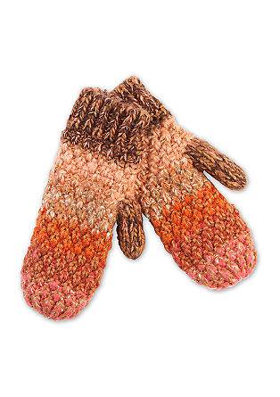 Gloves with fleece lining from s.Oliver