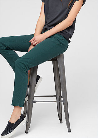 Gwen Boyfriend: Coloured jeans from s.Oliver
