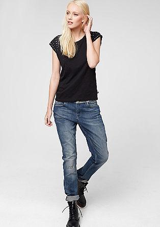 Gwen Boyfriend: vintage jeans from s.Oliver