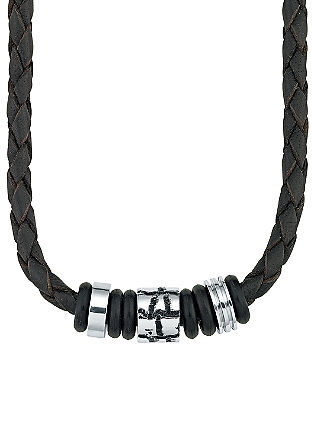 Halsband aus Leder