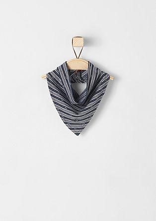 Halstuch mit Muster