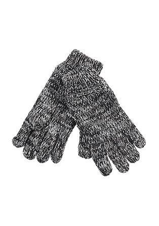 Handschoenen met een fleece voering