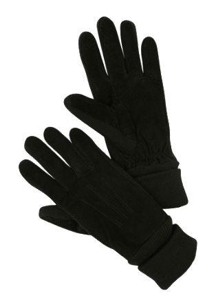 Handschuhe aus Wildleder