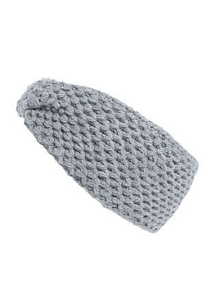 Headband in a textured knit from s.Oliver