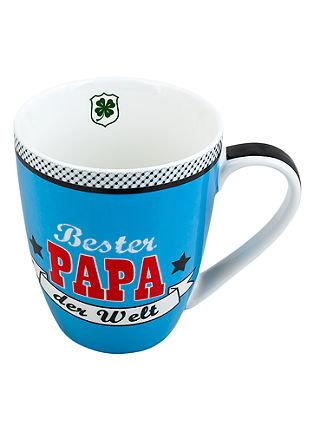 """Henkeltasse """"Bester Papa der Welt"""""""