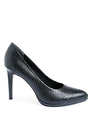High heels met een smalle hak