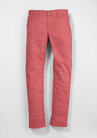 Hlače chino: Barvne hlače iz blaga