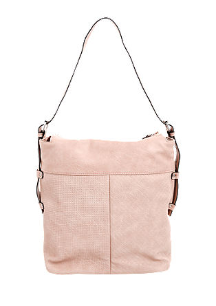 Hobo torba z vtisnjenim vzorcem
