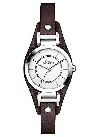 Horloge met een origineel design