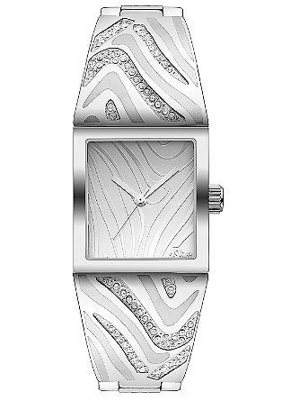 Horloge met siersteentjes
