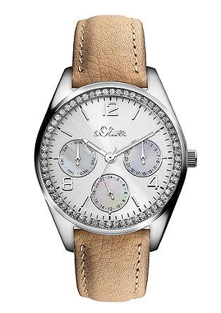 Horloge met zirkoon