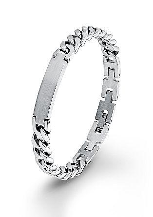 Ident-Armband aus Edelstahl