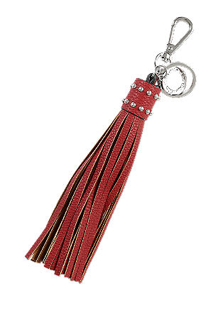 Imitation leather keyring from s.Oliver
