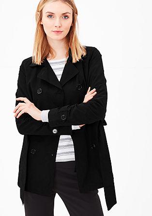 Jacke im Trenchcoat-Style