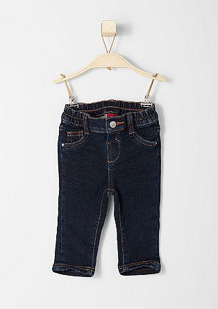 Jeans mit weicher Innenseite