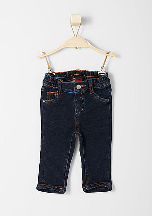 Jeans with a soft inner surface from s.Oliver