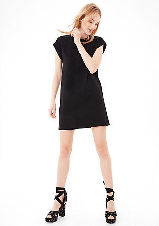 Jersey dress from s.Oliver