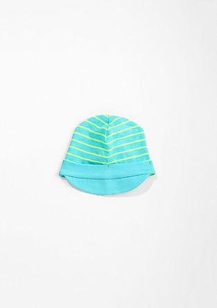 Jersey-Mütze mit Schild