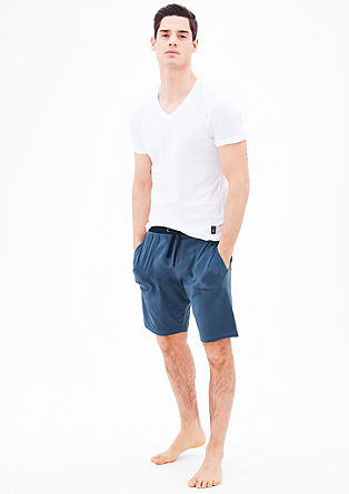 Jersey pyjama shorts from s.Oliver