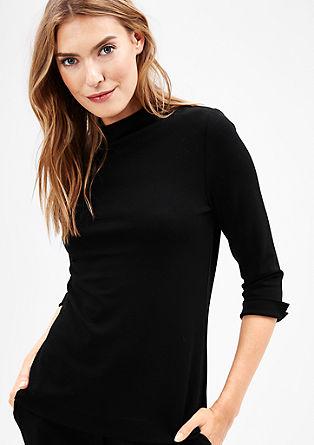 Jerseyshirt mit 3/4-Arm