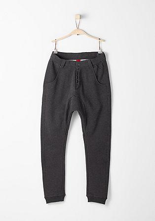 Jogging Pants im Chino-Look