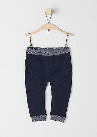 Jogging Pants mit Bündchen