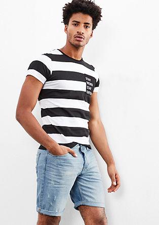 John Loose: Bermuda jeans hlače