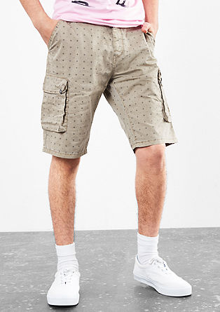 John Loose: Cargo bermudas from s.Oliver