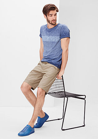 John Loose: casual chino Bermudas from s.Oliver