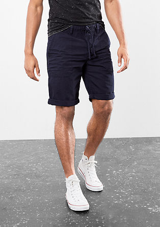 John Loose: lightweight chino Bermudas from s.Oliver