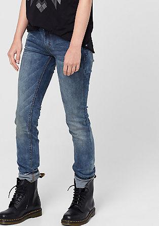Jola Super Skinny: Push-Up-Jeans