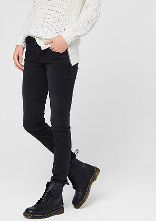 Jola Super Skinny: push-up jeans from s.Oliver