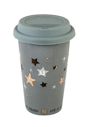 Kaffeebecher 'Glück'