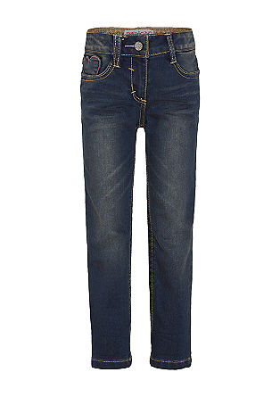 Kathy: jeans with a warm inner side from s.Oliver