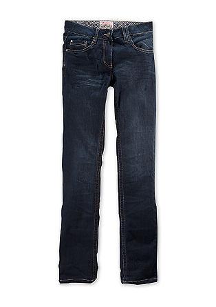 Kimi: Schmale 5-Pocket Jeans