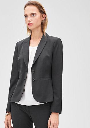 Klasičen poslovni suknjič