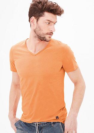 Klassisches Jerseyshirt