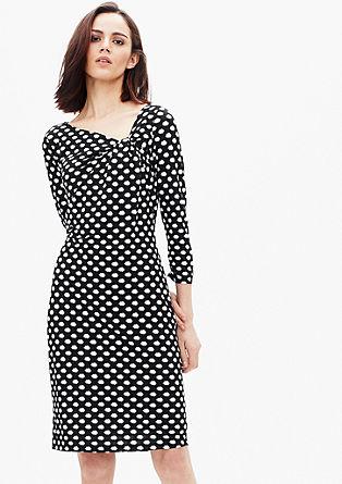 Kleid aus leichtem Jersey