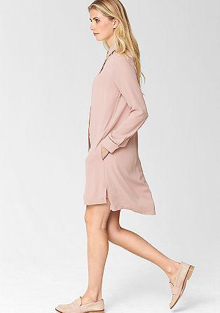 Kleid im Hemdblusen-Stil