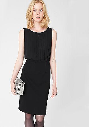 Kleid mit hoher Taille
