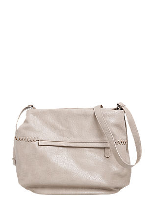 Knautschige Shoulder Bag