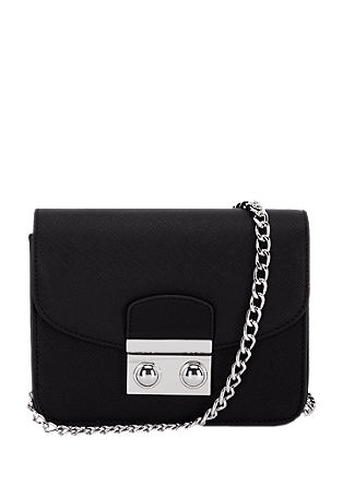 Kompaktna mini torbica z verigo
