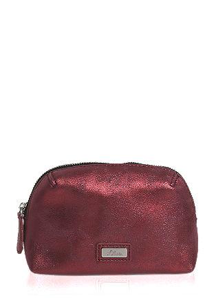Kozmetična torbica z učinkom lesketanja