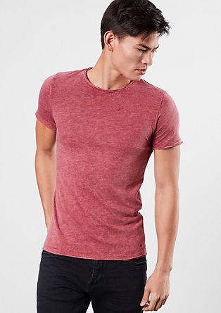Kratka majica v videzu batika