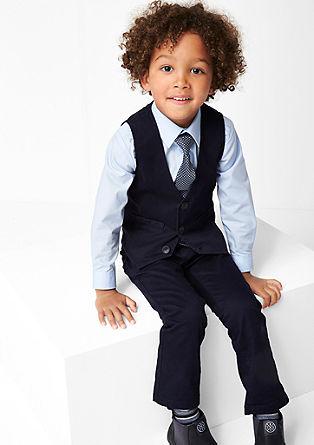 Krawatte mit Jacquard-Muster