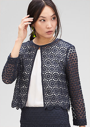 Lace cardigan from s.Oliver