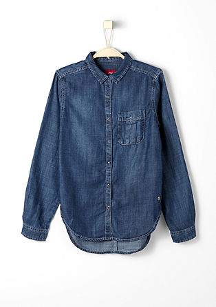 Lahka jeans bluza