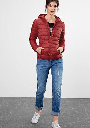 Lahka prešita jakna