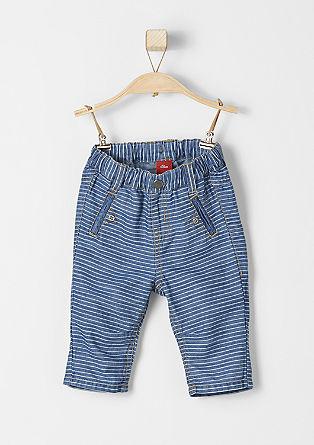 Lahke hlače iz jeansa