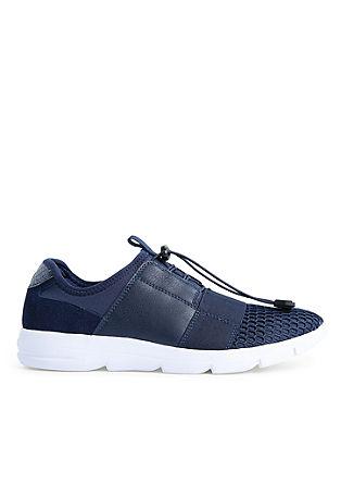 Lahki čevlji brez vezalk z elastiko